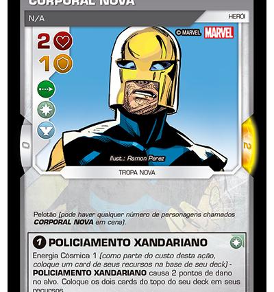 BSFE 009 - Corporal Nova (C)
