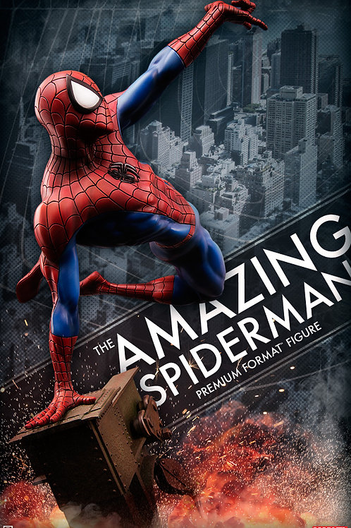Spider-man By Sideshow - Por Encomenda