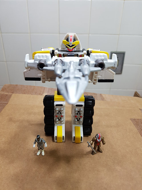 Mega Winger Megazord - Power Rangers no Espaço