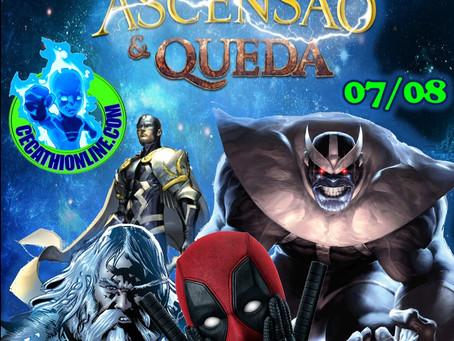 """Pré Release: """"Ascensão e Queda"""""""