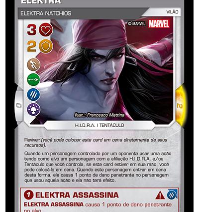 BSFE 017 - Elektra V3 (SR)