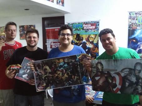 Report do Campeão - Pré Release Guerra Civil!