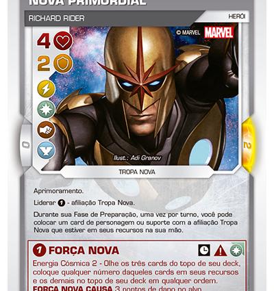 BSFE 036 - Nova Primordial (UR)