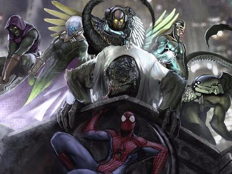 Confronto Aracnídeo: Inimigos do Aranha.