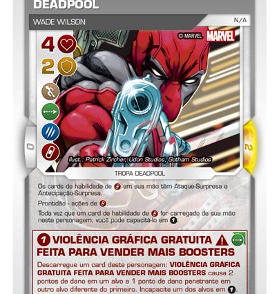 BSFE 011 - Deadpool V3 (UR)