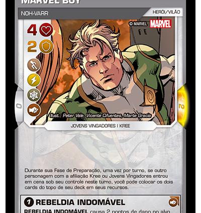 BSFE 030 - Marvel Boy (I)