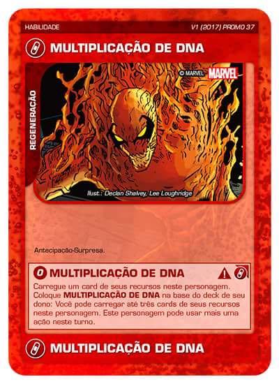 Promo 37 - Multiplicação de DNA