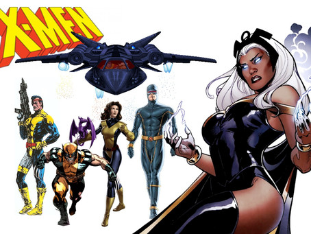 Mecânica do Deck X-Men!!!