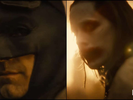 Opinião: Trailer Snyder's Cut