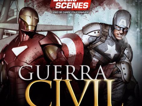Guerra Civil: PRÉ VENDA INICIADA!!!