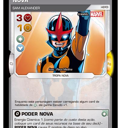 BSFE 035 - Nova (C - Reprint)