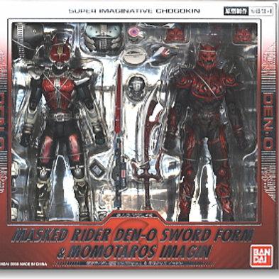 S.I.C. Vol. 42 - Kamen Rider Den-O Sword Form & Momotaros Imagin