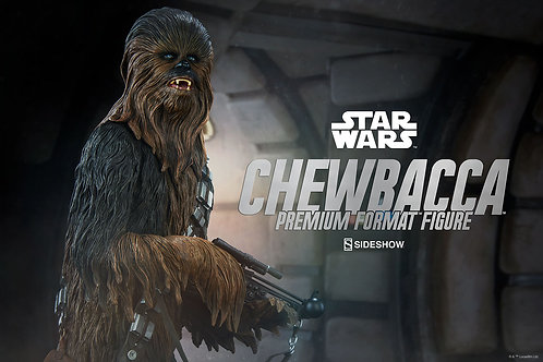 Chewbacca by Sideshow - Por Encomenda