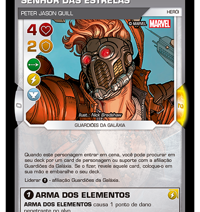BSFE 042 - Senhor das Estrelha (SR - Reprint)