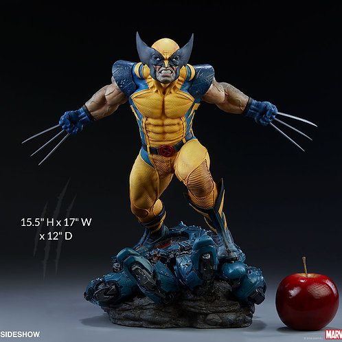 Wolverine By Sideshow - Por Encomenda