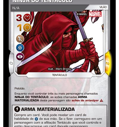 BSFE 034 - Ninja do Tentáculo V4 (C)