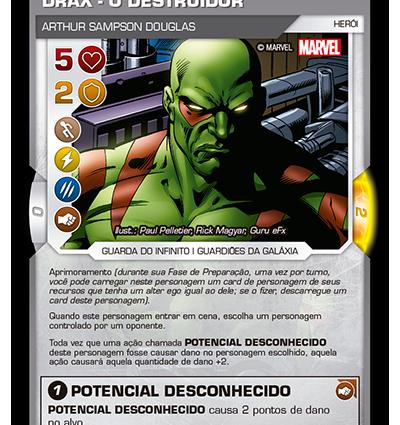 BSFE 016 - Drax V2 (I)