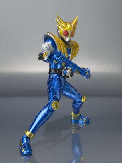 Kamen Rider Meteor Storm Form SH Figuarts