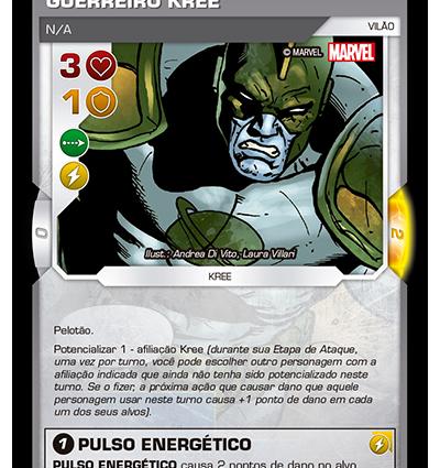 BSFE 025 - Guerreiro Kree (C)