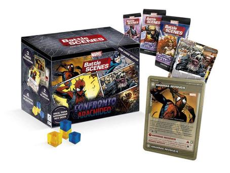NOVIDADE: Master Box Confronto Aracnídeo