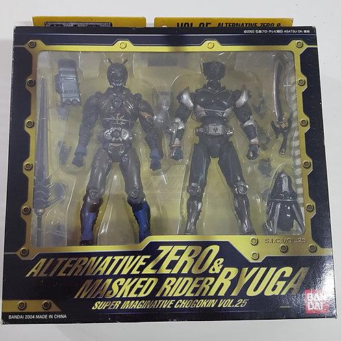 S.I.C. Vol. 25 - Kamen Rider Zero & Ryuga