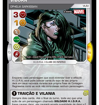 BSFE 051 - Vibora (I)