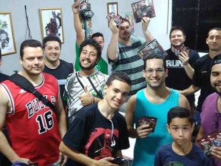 REPORT de CAMPEÕES!!! Torneio de Duplas