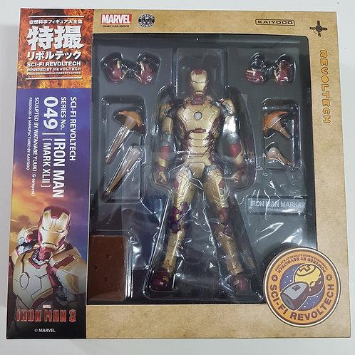 Iron-Man Mark XLII - Revoltech