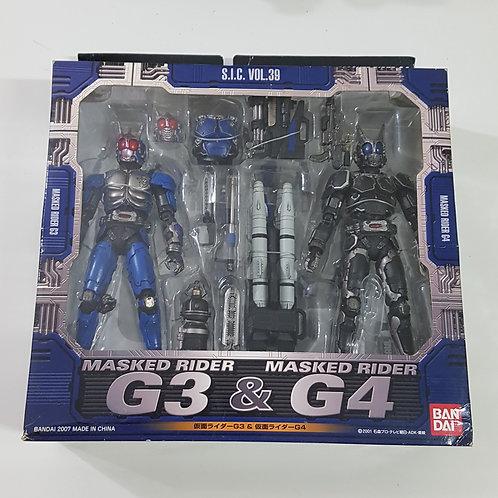 S.I.C. Vol. 39 - Kamen Riders G3 & G4