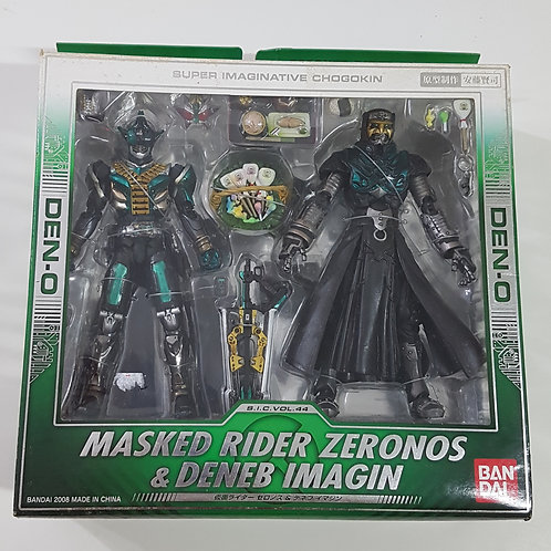 S.I.C. Vol 47 Kamen Rider Zeronos & Dened Imagin