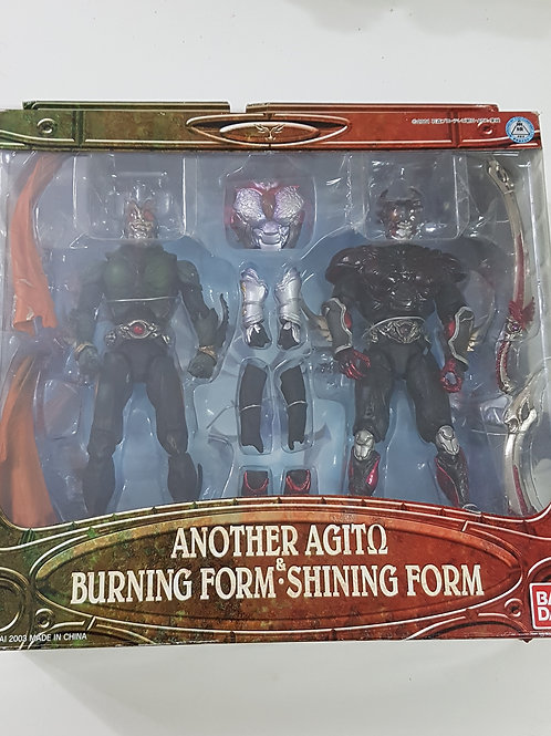 S.I.C. Vol 20 - Kamen Riders Another Agito & Burning and Shining Form