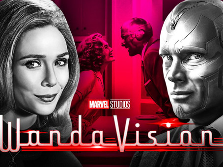 Análise Gringa: WandaVision Ep 01