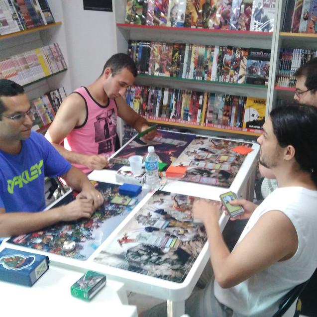 Jogadores Batalha Sitiada (2)
