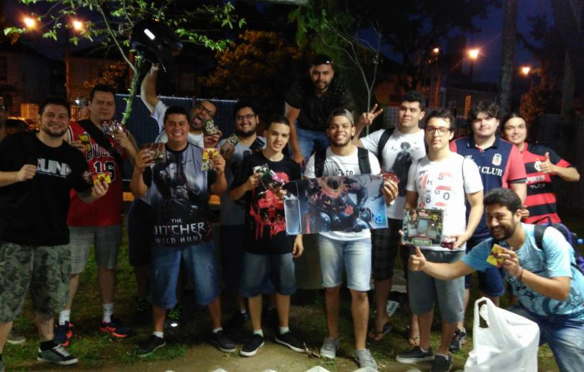 Campeonato Battle Scenes SCE 2016