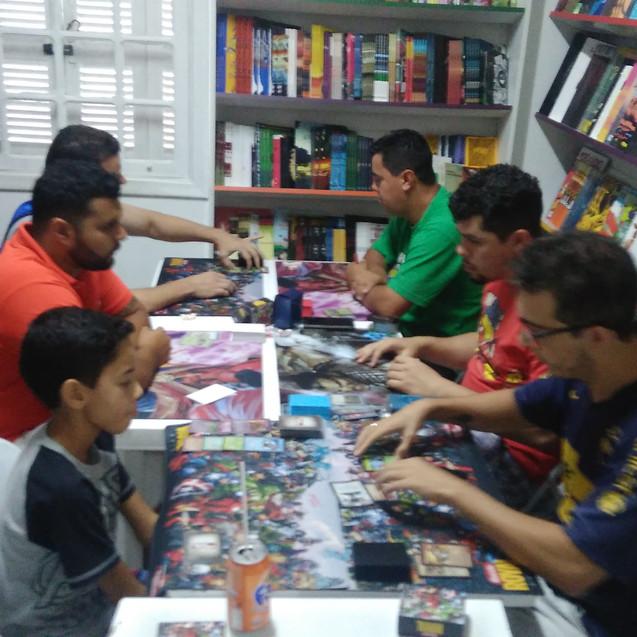 Jogadores Batalha Sitiada (3)