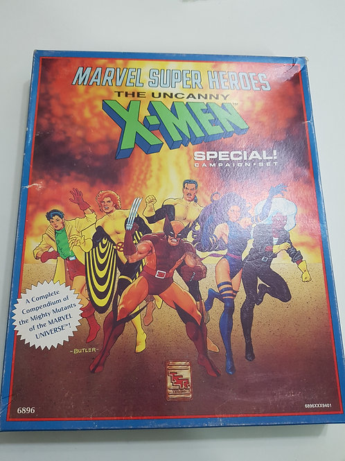 Expansão X-Men - Marvel Super Heroes