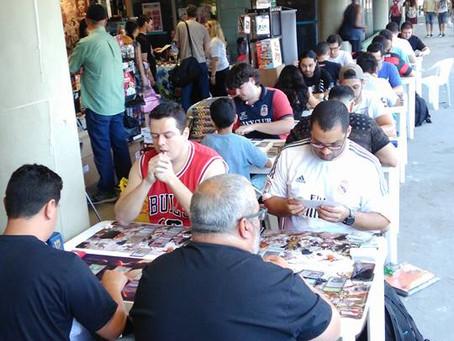 Santos Comic Expo... Valeu a pena!!!
