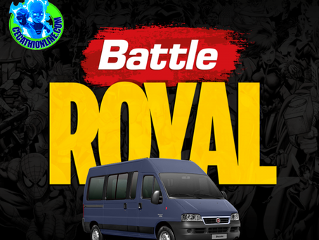 Um Battle Royal sem aborrecimentos!!!