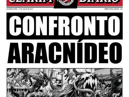 Confronto Aracnídeo marcado na Cecathi!!!