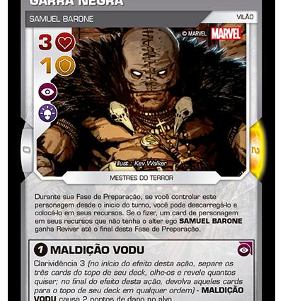 BSFE 021 - Garra Negra (C)