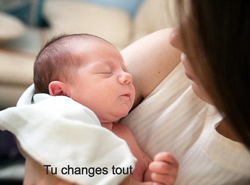 Song Title: Tu changes tout
