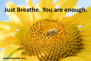 You Are Enough...