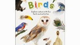 Birds: Explore Nature with Fun Facts & Activities