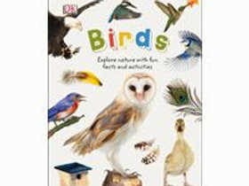 Birds: Explore Nature with Fun Facts & Activities