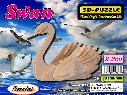Swan – 3D Puzzles