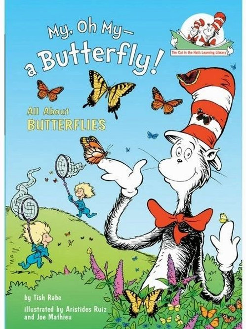 My, Oh My - a Butterfly!