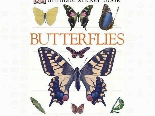 Butterflies Sticker Book