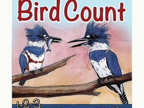 Children Bird Count Book