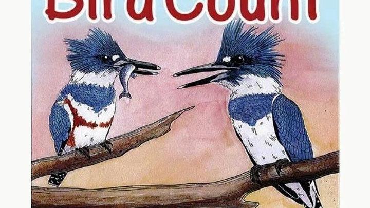 Children Bird Count Book