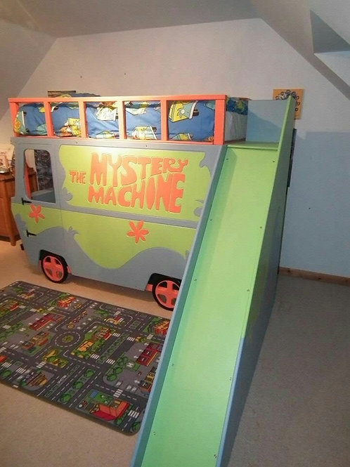 Scooby Doo with Slide